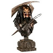 Alien vs. Predator: Scar Mini Bust