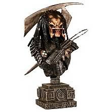Alien vs. Predator: Scar Mini Bust