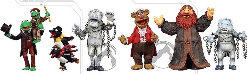 Mini-Muppets Series 3 & 4