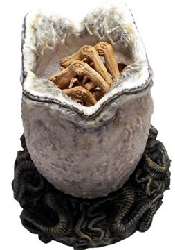 Alien Egg Resin Statue