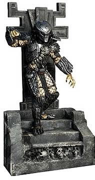Alien vs. Predator: Scar Statue