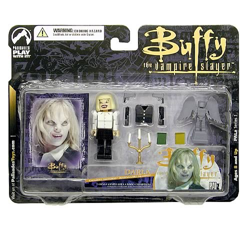 Buffy PALz Series 1 Mini Darla Figure