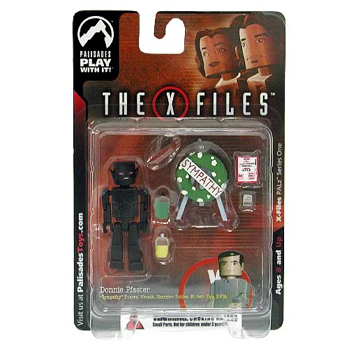 X-Files PALz Series 1 Demon Pfaster Mini Figure