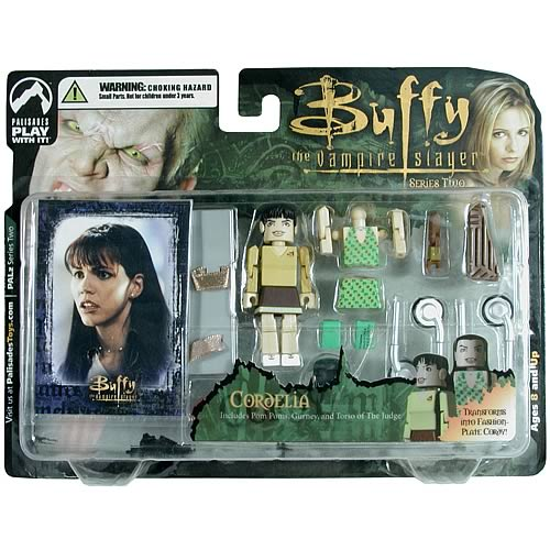 Buffy PALz Series 2 Cordelia Mini-Figure