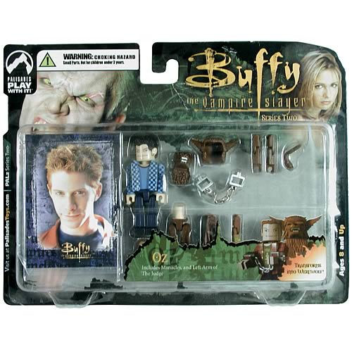 Buffy PALz Series 2 Mini Oz Figure