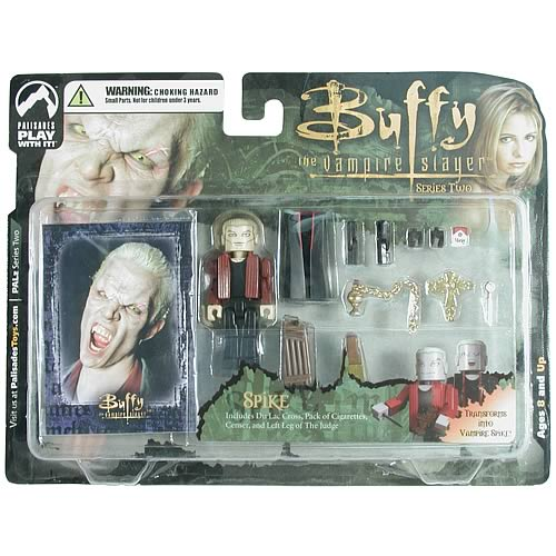 Buffy PALz Series 2 Mini Spike Figure
