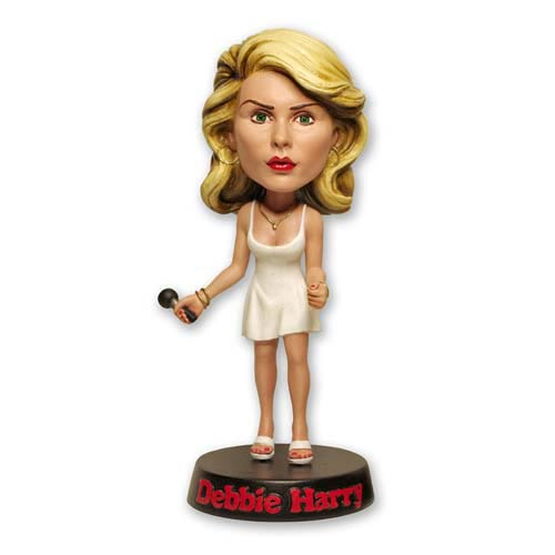 Blondie Debbie Harry Bobble Head
