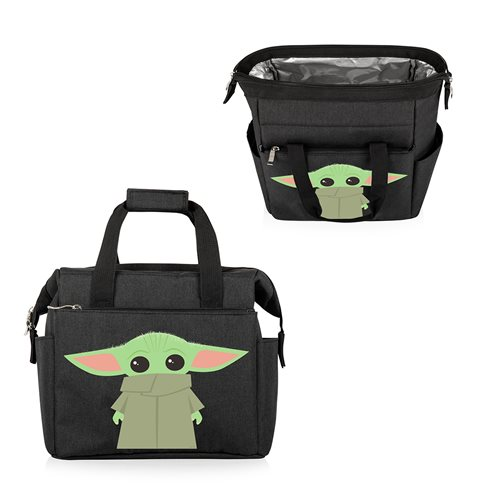 Star Wars The Mandalorian The Child Lunch Cooler Bag – Black