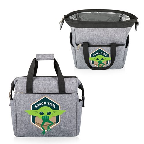 Star Wars: The Mandalorian The Child Lunch Cooler Bag – Gray