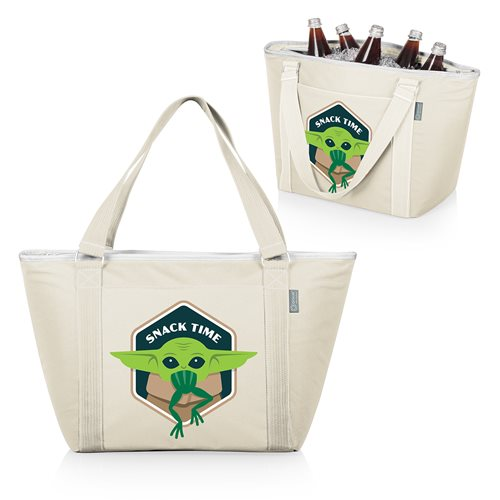 Star Wars: The Mandalorian The Child Cooler Tote Bag – Tan
