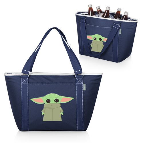 Star Wars: The Mandalorian The Child Cooler Tote Bag – Blue