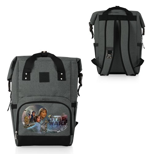 Star Wars Celebration OTG Roll-Top Cooler Backpack