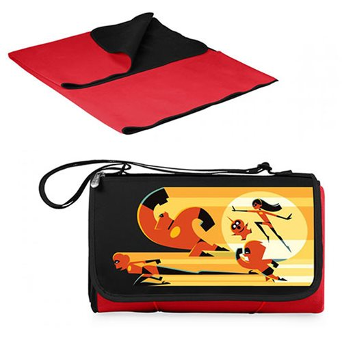 The Incredibles Picnic Blanket
