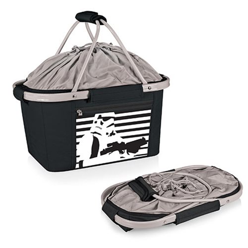 Star Wars Stormtrooper Basket Collapsible Cooler Tote Bag