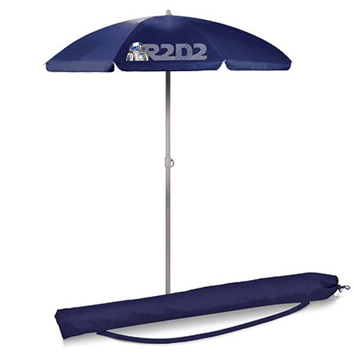 Star Wars R2-D2 Portable Beach Umbrella