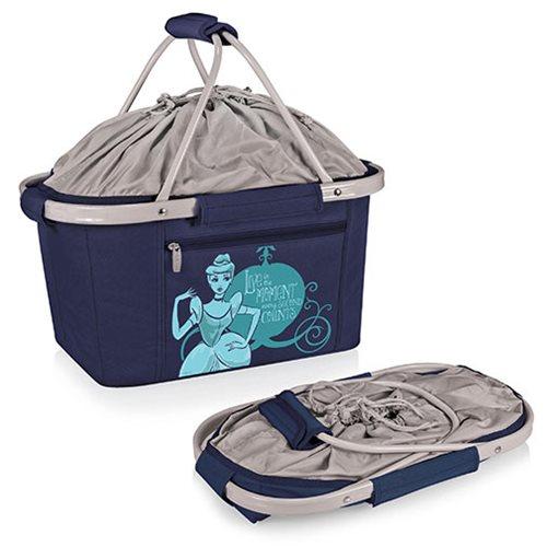 Cinderella Metro Basket Collapsible Cooler Tote Bag