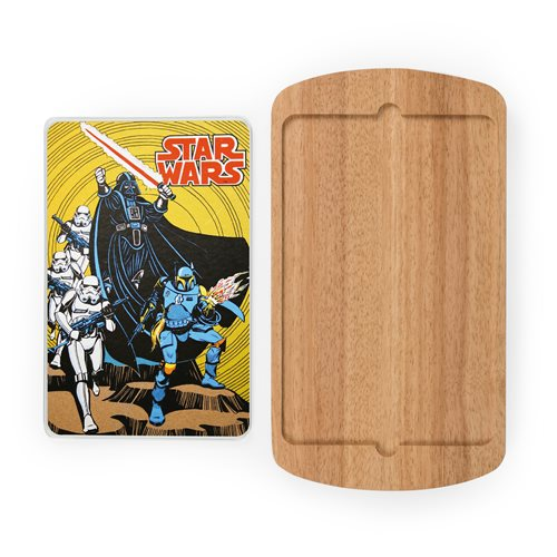 Star Wars Darth Vader Billboard Serving Tray