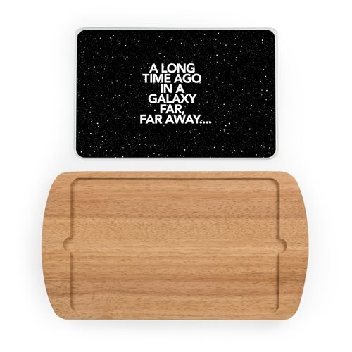 Star Wars Scroll Billboard Serving Tray