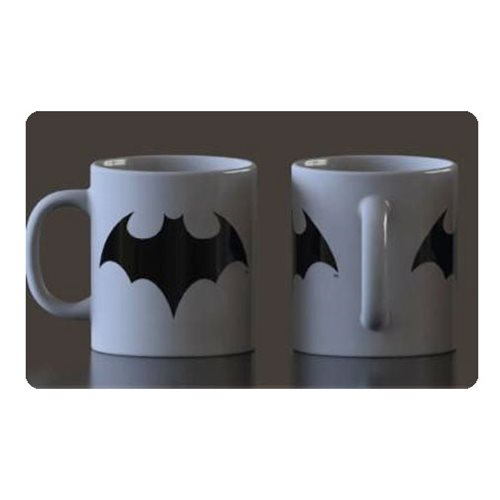 Batman Logo Grey Mug