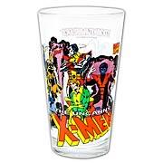 X-Men Glass Toon Tumbler