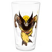 Wolverine Glass Toon Tumbler