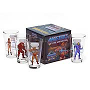 He-Man Masters of the Universe Pint Glass 4-Pack