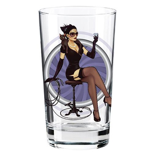 Save 15% on DC Comics Bombshells Pint Glasses!
