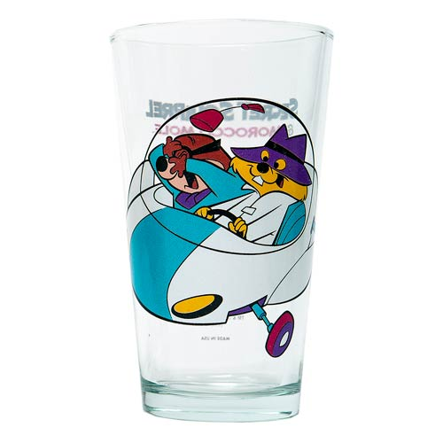 Secret Squirrel Hanna-Barbera Pint Glass