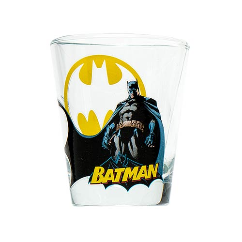 Batman DC Comics Shot Glass