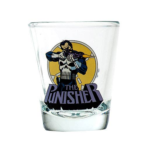 Punisher Toon Tumbler Collectible Mini-Glass