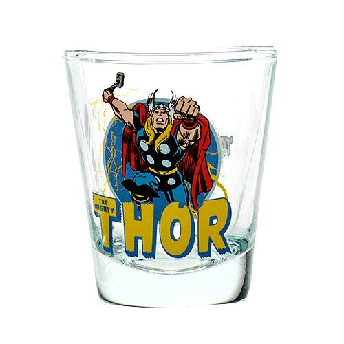 Thor Toon Tumbler Collectible Mini-Glass
