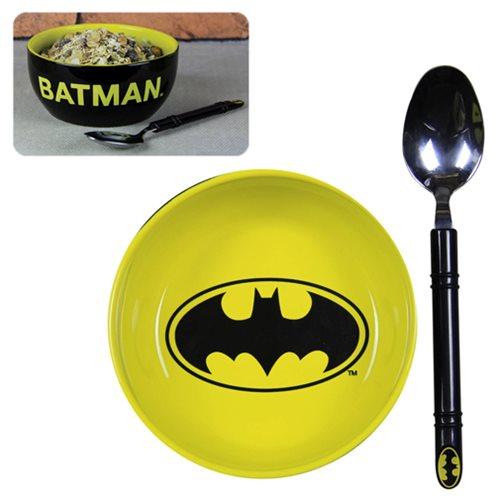 DC Comics Batman Breakfast Set