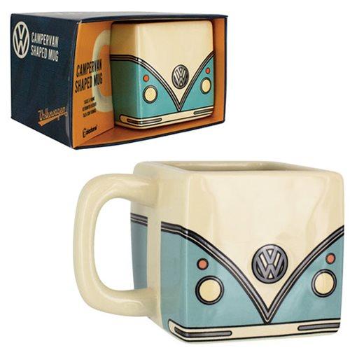 VW_Campervan_Shaped_Mug