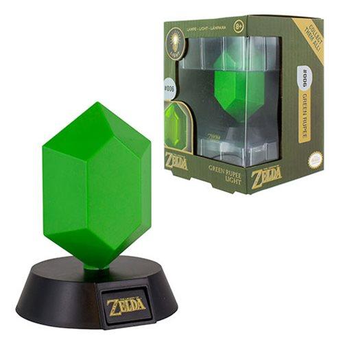 The_Legend_of_Zelda_Green_Rupee_3D_Light