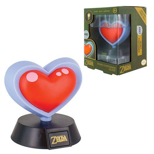 The_Legend_of_Zelda_Heart_Container_3D_Light