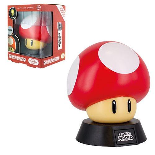 Super_Mario_Bros_Super_Mushroom_3D_Light