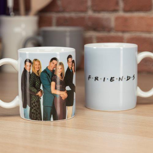 Friends Group Photo 11 oz. Mug