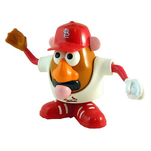 MLB St. Louis Cardinals Mr. Potato Head