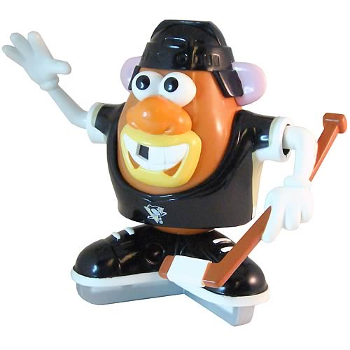 NHL Pittsburgh Penguins Mr. Potato Head