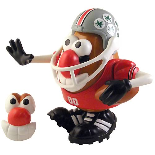 NCAA Ohio State Football Mr. Potato Head