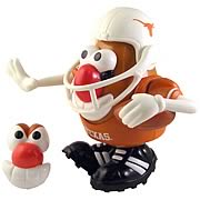 NCAA Texas Football Mr. Potato Head
