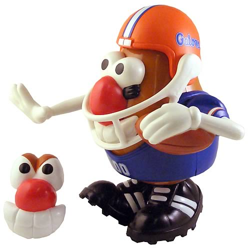 NCAA Florida Football Mr. Potato Head