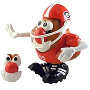 NCAA Georgia Football Mr. Potato Head