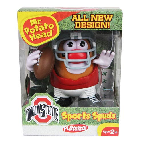 NCAA Ohio State Football Series 2 Mr. Potato Head