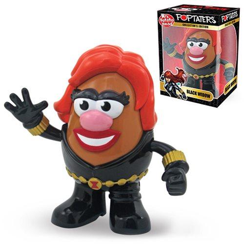 Marvel Black Widow Poptaters Mrs Potato Head Ppw Toys