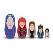 Goonies 5 Piece Nesting Dolls Set