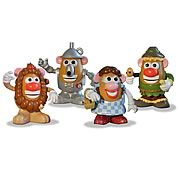 Wizard of Oz Dorothy and Friends Mr. Potato Head Boxed Set