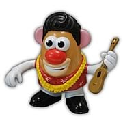 Elvis Presley Blue Hawaii Mr. Potato Head