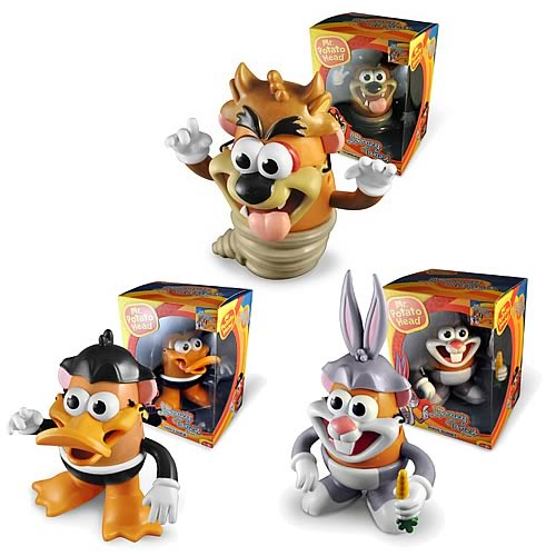 Looney Tunes Mr. Potato Head Boxed Set 3-Pack