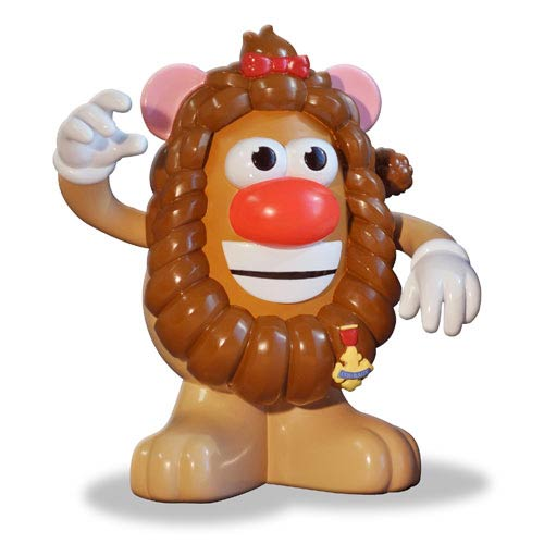 Wizard of Oz Cowardly Lion Mr. Potato Head